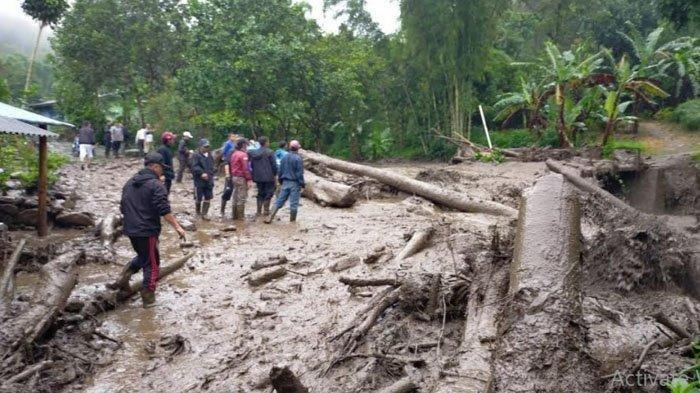 13 Lainnya Risiko Bencana Sedang 14 Wilayah di Jawa Barat Masuk Kategori Risiko Bencana Tinggi
