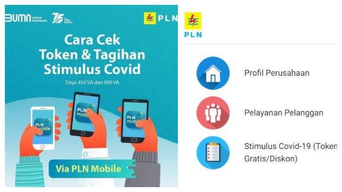 Bisa melalui PLN Mobile KLIK www.pln.co.id buat Klaim Token Listrik Gratis Februari 2021