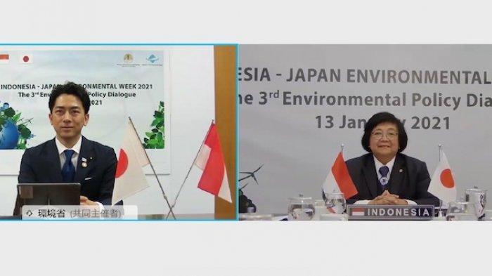 Indonesia & Jepang Hadapi Banyak Tantangan Lingkungan