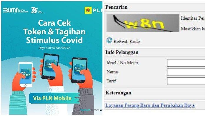 Login stimulus.pln.co.id atau via Aplikasi PLN Mobile Klaim Token Listrik Gratis PLN Februari 2021