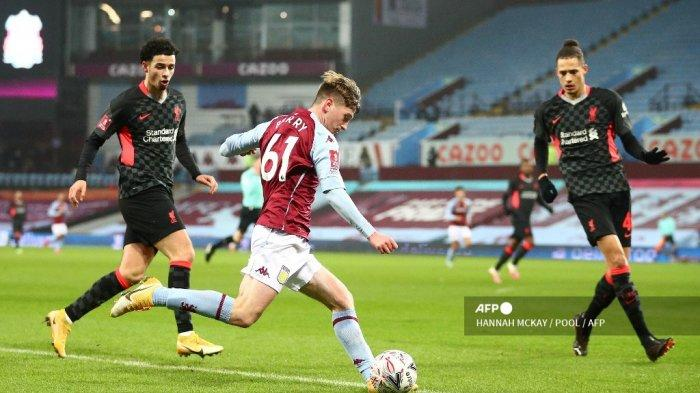 Panggung Pasukan Muda Tuan Rumah 3 Fakta Menarik Hasil Aston Villa vs Liverpool