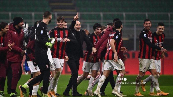 Peluang Rossoneri Kembali menuju Jalur Kemenangan SEDANG BERLANGSUNG Live Streaming AC Milan vs Torino