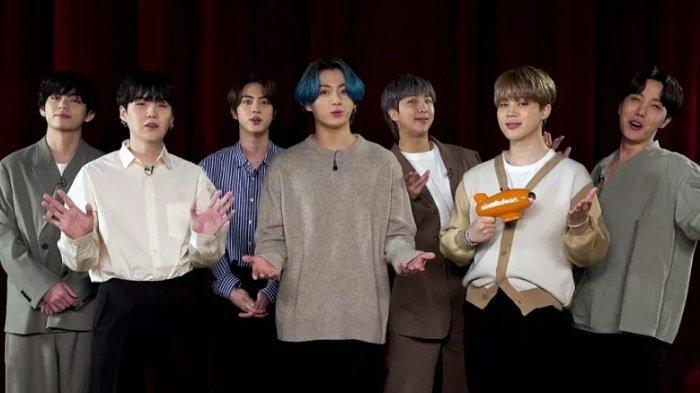Pertama dalam Sejarah Industri Musik Korea BTS Masuk Nominasi Brit Awards Tahun Ini