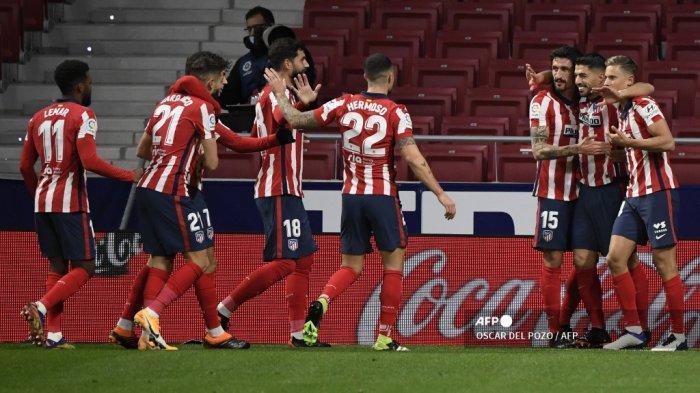 Real Madrid Hadapi Tim Papan Bawah Atletico Madrid vs Athletic Bilbao JADWAL Liga Spanyol Pekan 18