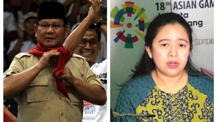 Simulasi Kandidat Capres Prabowo-Puan Vs JK-Anies Baswedan Siapa yang Unggul