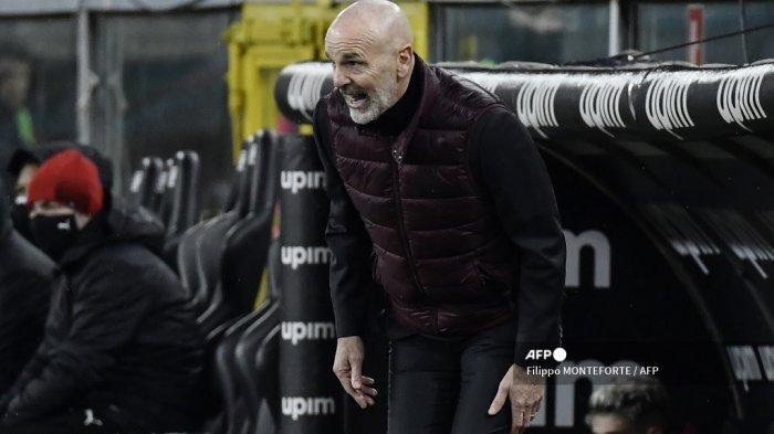 Stefano Pioli Ungkap Misi Penting AC Milan Bertemu Lazio Demi Pertahankan Rekor Unbeaten